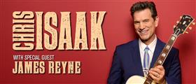 Chris Isaak Australian Tour 2016