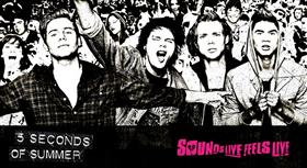 5 Seconds of Summer 'Sounds Live Feels Live'...