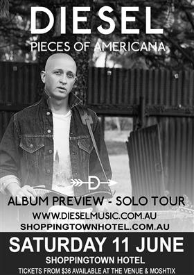Diesel - 'Pieces Of Americana' tour