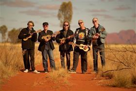 GANGgajang 'Circles in the Sand' Australian Tour...