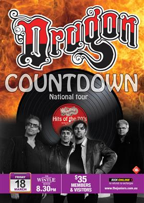 Dragon 'The Countdown Years'