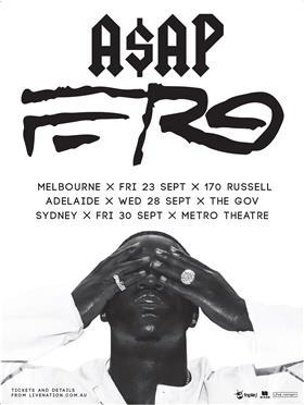 A$AP Ferg Listen Out 2016 Sideshows