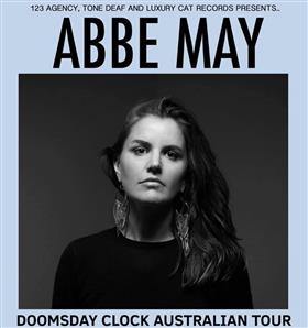 Abbe May 'Doomsday Clock' Australian Tour 2016
