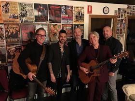 Boom Crash Opera 'Summerdaze' Australian Tour...