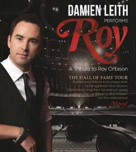 Damien Leith Performs Roy