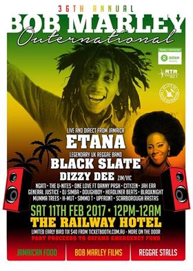 Bob Marley Outernational 2017