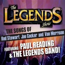 A Rock Legends Show... The songs of Rod Stewart -...