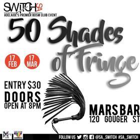 50 Shades of Fringe - Adelaide Fringe 2017