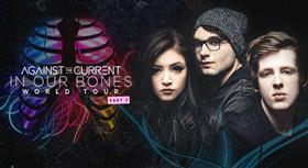 Against the Current 'In Our Bones' Australian...
