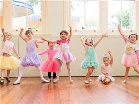 Miss Jacqui's Ballerinas: Glebe