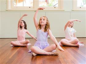 Miss Jacqui's Ballerinas