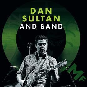 Dan Sultan + band - Queensland Music Festival 2017