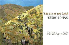 The Lie of the Land: Kerry Johns