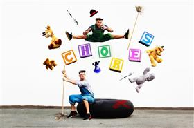 """""""Chores"""" presented by Cluster Arts & Hoopla Clique"""