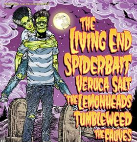 A Day On The Green 2018: The Living End,...