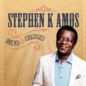 Stephen K Amos - Bread And Circuses