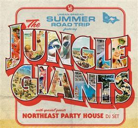 Urban Spread Summer Road Trip feat. The Jungle...