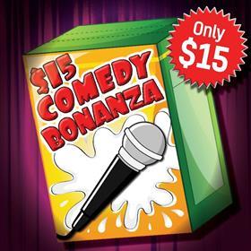 $15 Comedy Bonanza - Perth Fringe 2018