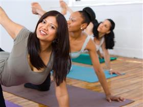 Free flow yoga in Woolloomooloo