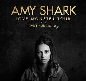 Amy Shark 'Love Monster' Australian Tour 2018