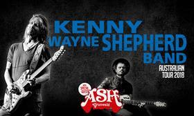 Kenny Wayne Shepherd Band Australian Tour 2018