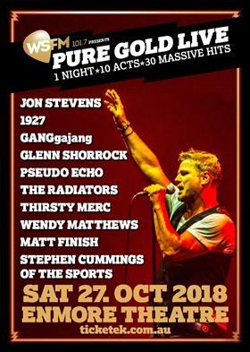 WSFM Pure Gold LIVE 2018
