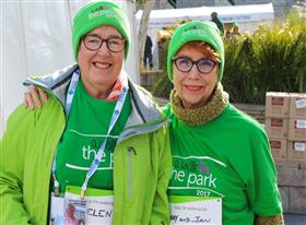 A Walk in the Park for Parkinson's