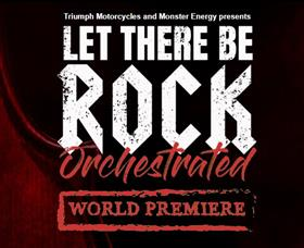 'Let There Be Rock: Orchestrated' Australian Tour...