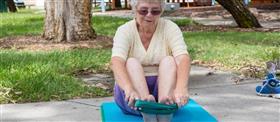 50 Plus: Pilates
