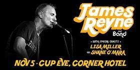 James Reyne and Band LIVE!