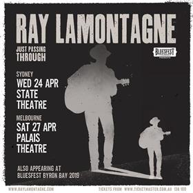 Ray LaMontagne - Bluesfest 2019