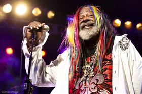 George Clinton and Parliament Funkadelic...