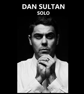 Dan Sultan 'Solo' Australian Tour 2018