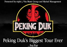 Peking Duk 'Biggest Tour Ever' 2019