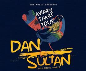 Dan Sultan 'Aviary Takes' Australian Tour 2019
