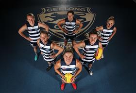 AFLW 3.0, Round 1: Geelong Cats v Collingwood
