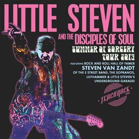 Little Steven and Disciples Of Soul 2019...