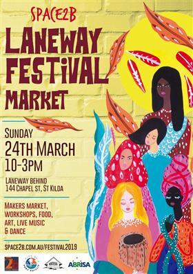 2019 Laneway Festival Market