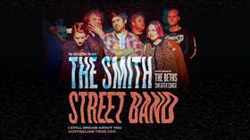The Smith Street Band Australian Tour 2019...
