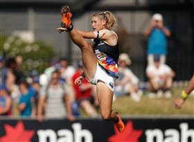 AFLW 3.0, Preliminary Final: Carlton v Fremantle
