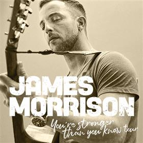 James Morrison 'You're Stronger Than You Know'...