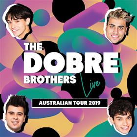 The Dobre Brothers – Live at Last! 2019