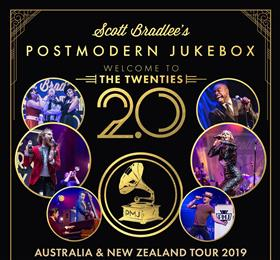Post Modern Jukebox Australian Tour 2019
