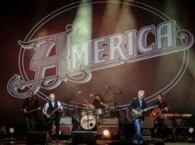 America '50th Anniversary' Australian Tour 2019