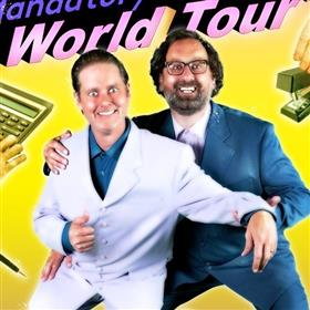 Tim and Eric Australian Tour 2020