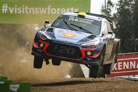 2019 Kennards Hire Rally Australia