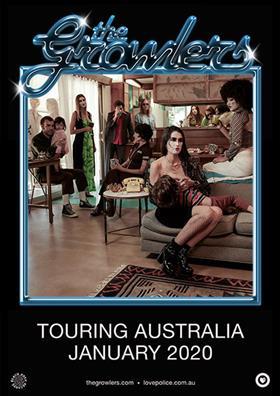 The Growlers Australian Tour 2020