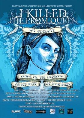I Killed The Prom Queen's Say Goodbye Tour