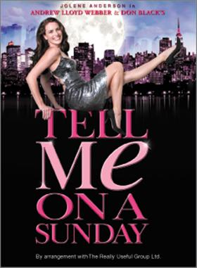 Tell Me On A Sunday with Jolene Anderson