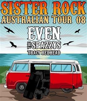 Sister Rock Australian Tour 2008
